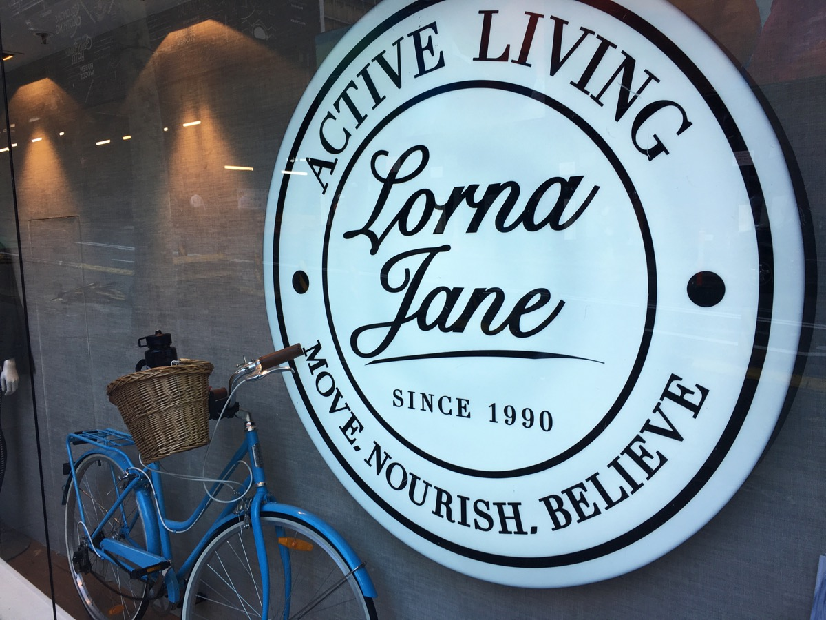 Sydney, Australia 22 July 2019 Lorna Jane is a manufacturer and retailer of women's activewear