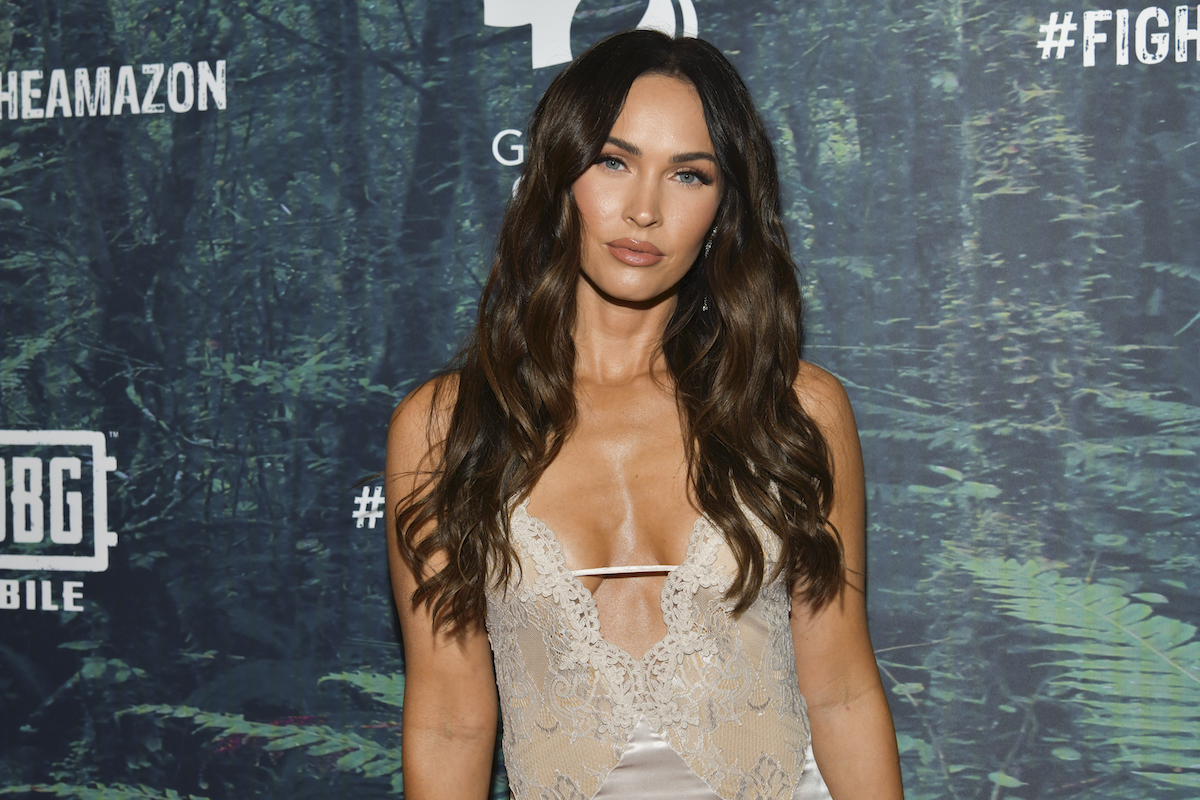 Megan Fox attends the PUBG Mobile's #FIGHT4THEAMAZON Event at Avalon Hollywood on December 09, 2019 in Los Angeles, California