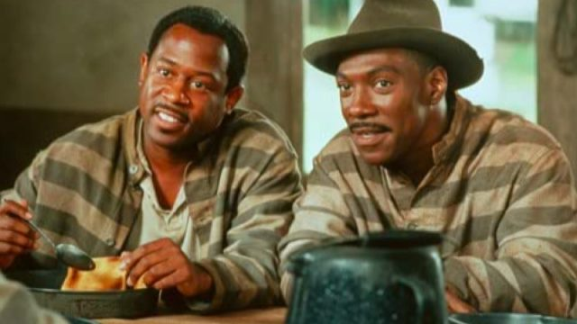 """Eddie Murphy and Martin Lawrence in """"Life"""""""