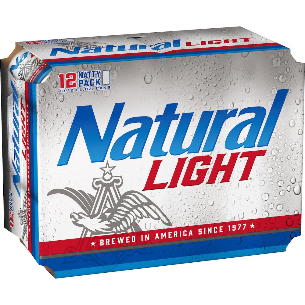 Natty Light Beer Case