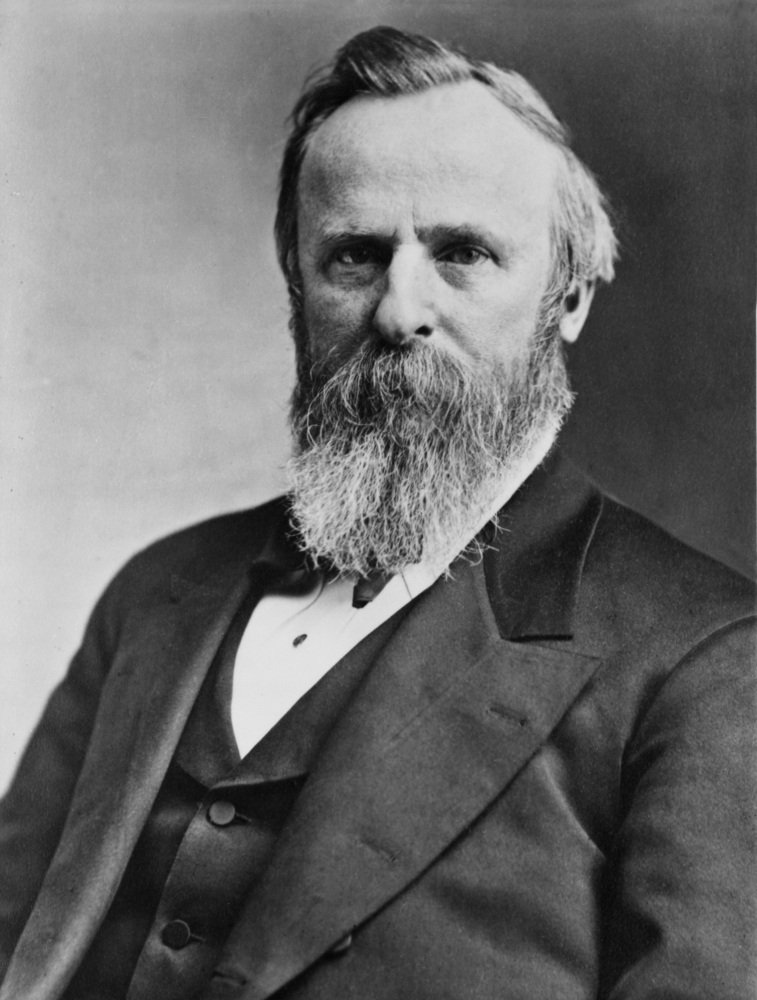 President Rutherford B. Hayes