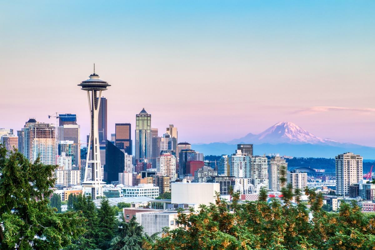 cityscape photo of Seattle, Washington