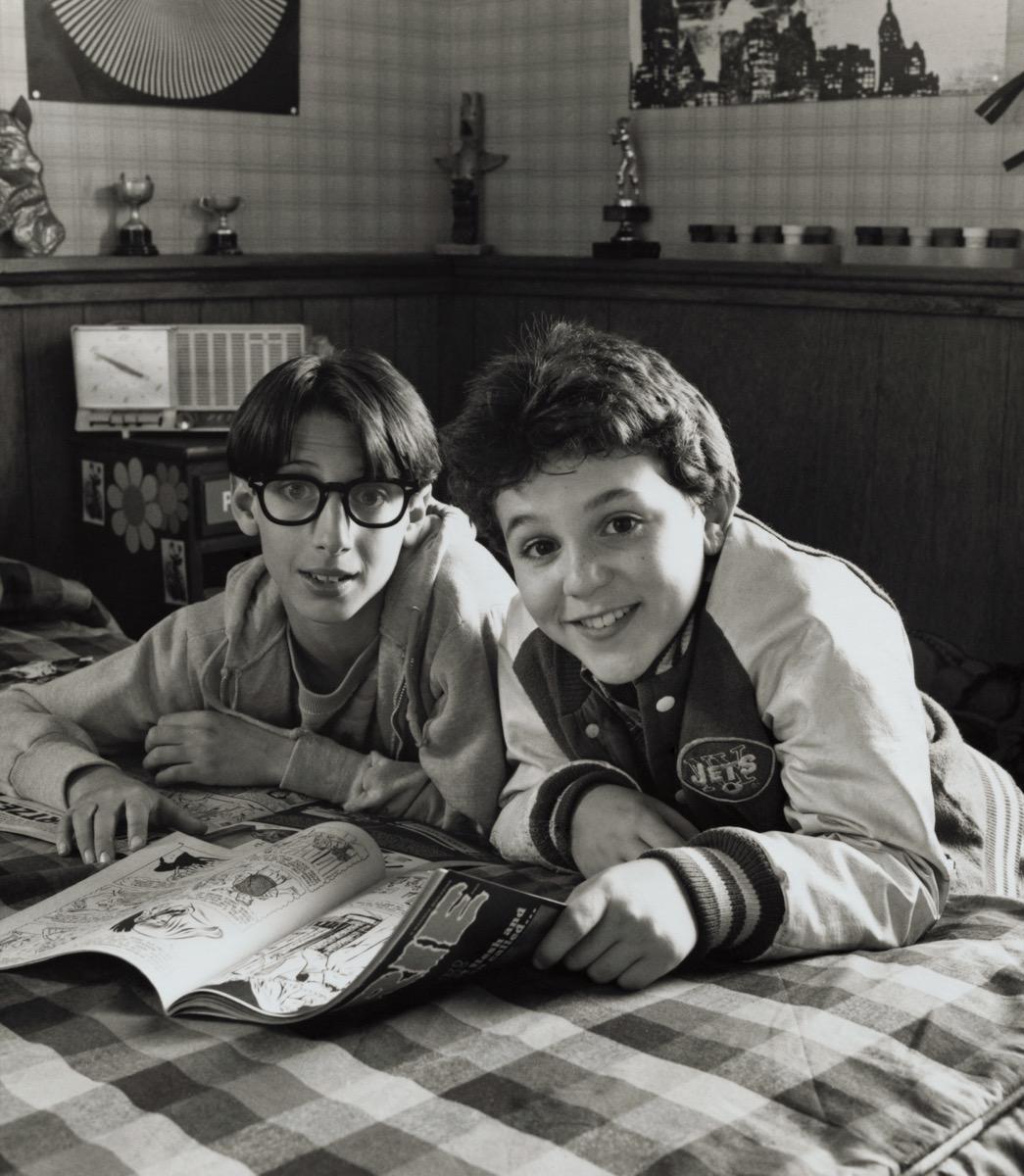 """Fred Savage and Josh Saviano on """"The Wonder Years"""""""