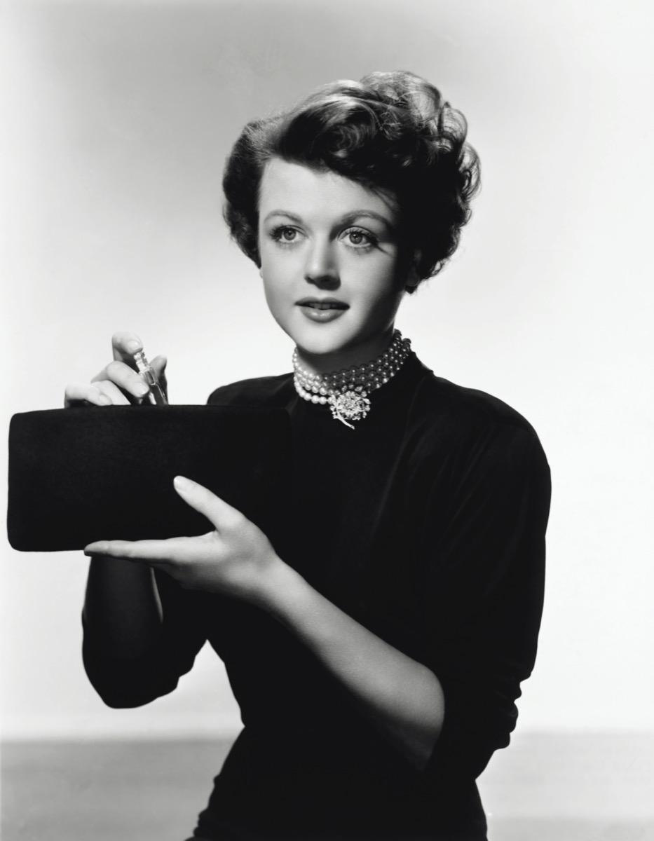 Angela Lansbury in 1940
