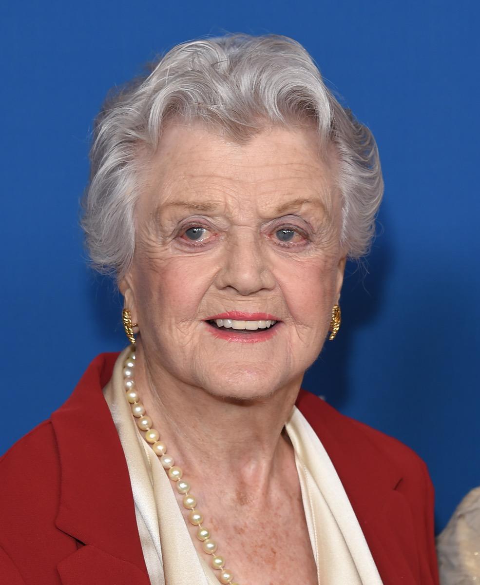 Angela Lansbury in 2018