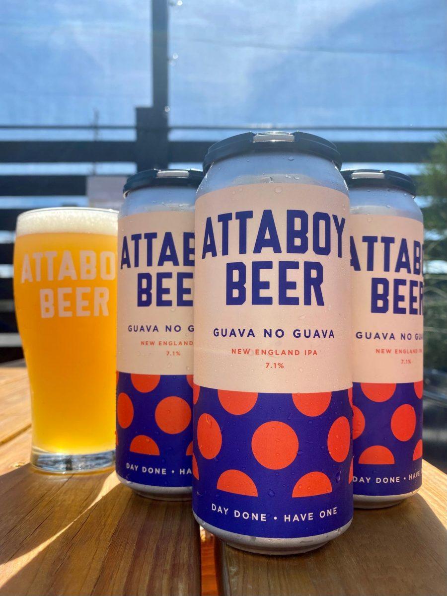 Attaboy Beer