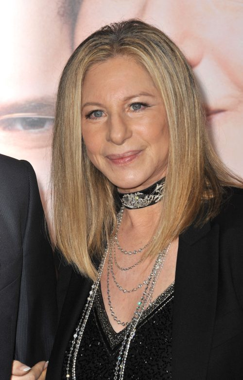 """Barbra Streisand at the premiere of """"Guilt Trip"""" in 2012"""