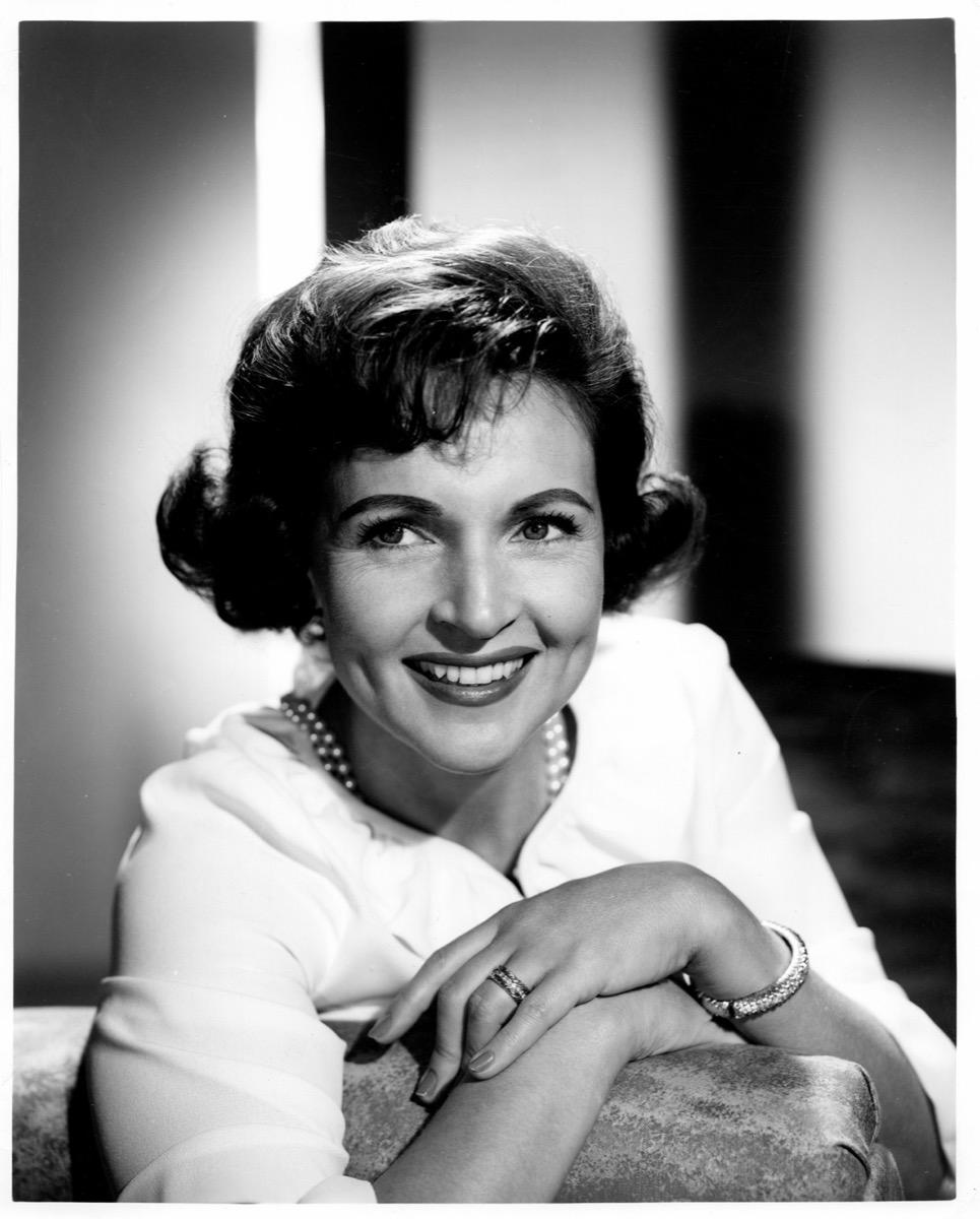 Betty White in 1954