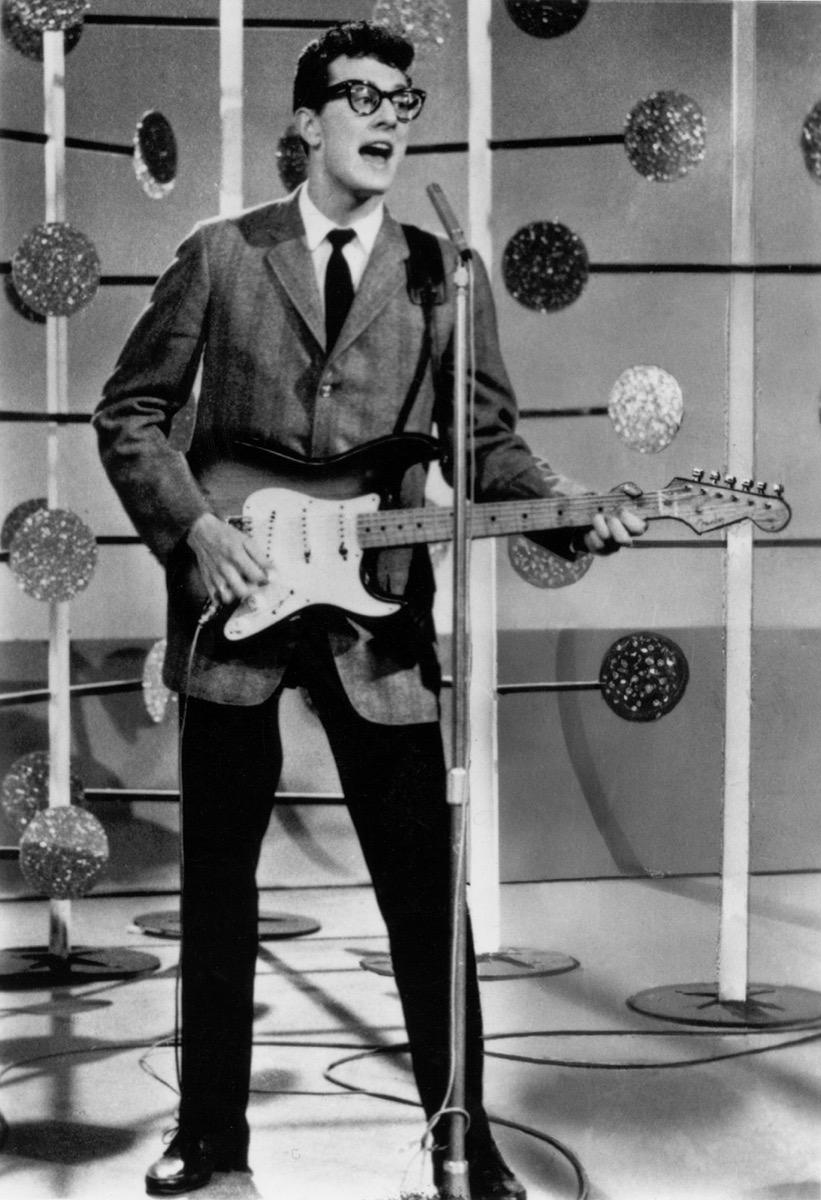 Buddy Holly in 1970