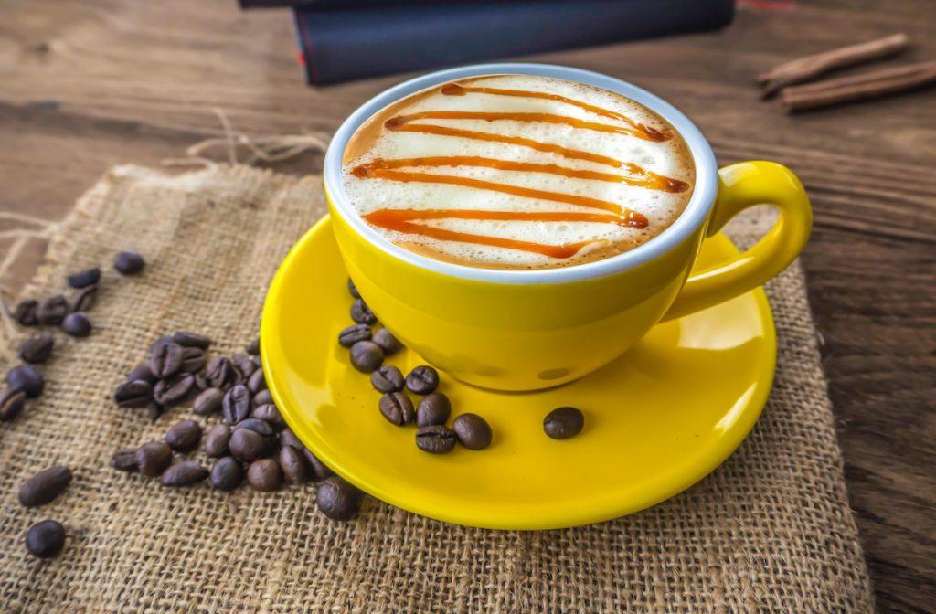 Caramel Macchiato Coffee