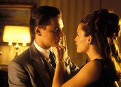 Leonardo DiCaprio and Jennifer Garner in Catch Me If You Can
