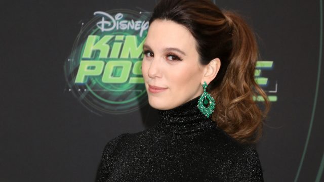 """Christy Carlson Romano at the """"Kim Possible"""" premiere in 2019"""