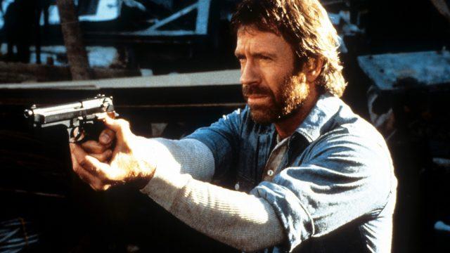 Chuck Norris movie still