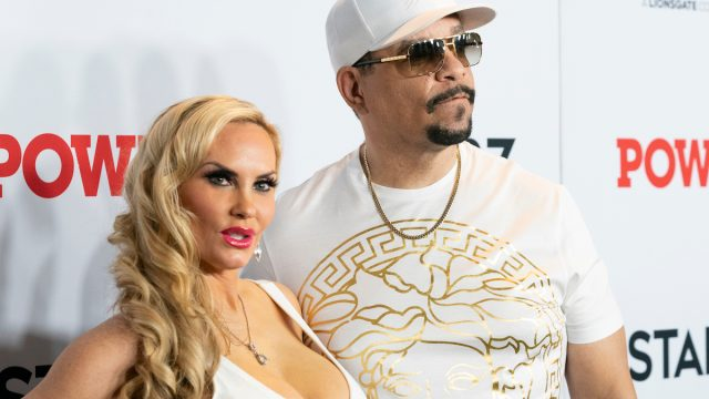 """Coco Austin and Ice-T at the premiere of """"Power"""" season 6 in 2019"""