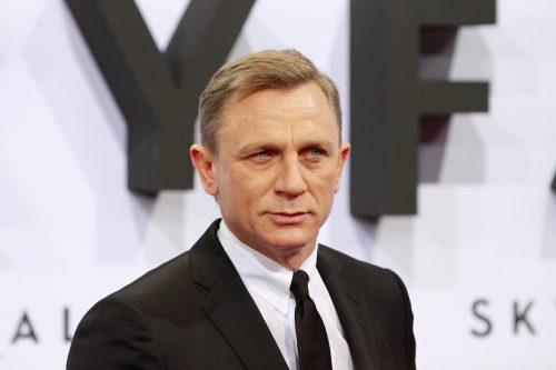 "Daniel Craig at the German premiere of ""Skyfall"" in 2012"