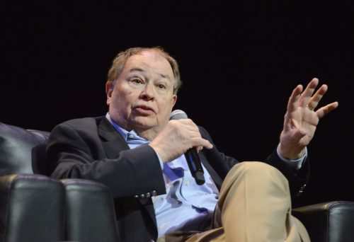David Newell at Silicon Valley Comic Con in 2017