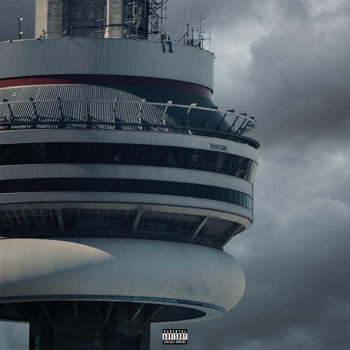 "Drake ""Views"" album cover"