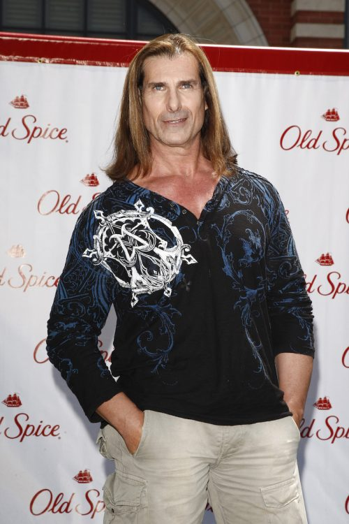 Fabio at an Old Spice event in 2011
