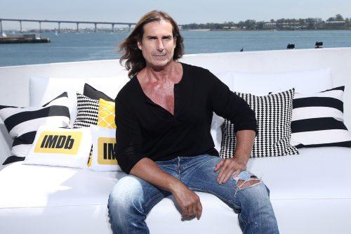 Fabio on the #IMDboat at San Diego Comic-Con 2017