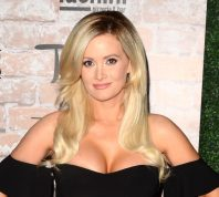 Holly Madison at an event in Los Angeles in 2017