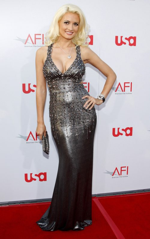 Holly Madison at the 36th AFI Lifetime Achievement Award in 2008
