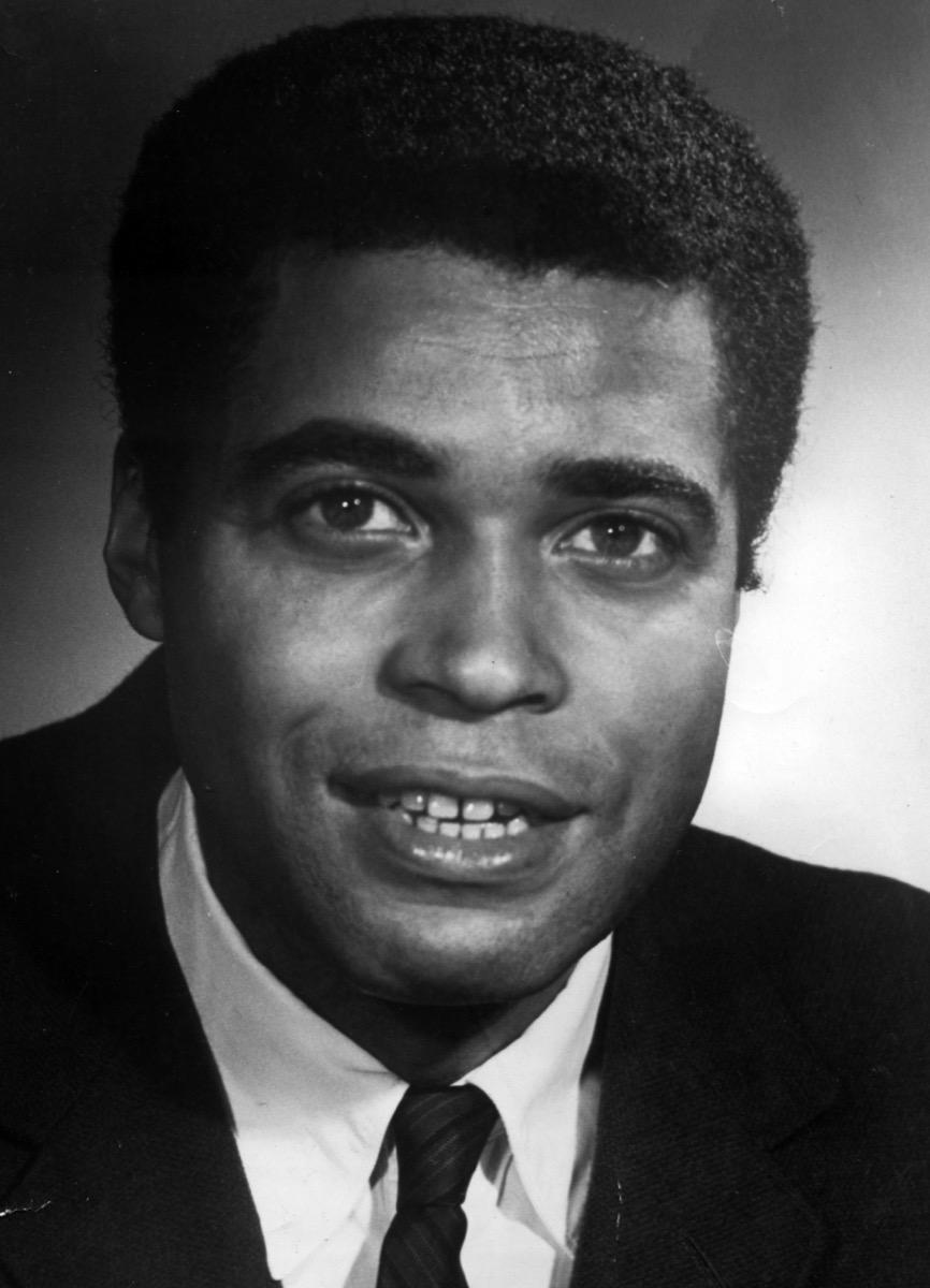 James Earl Jones in 1960