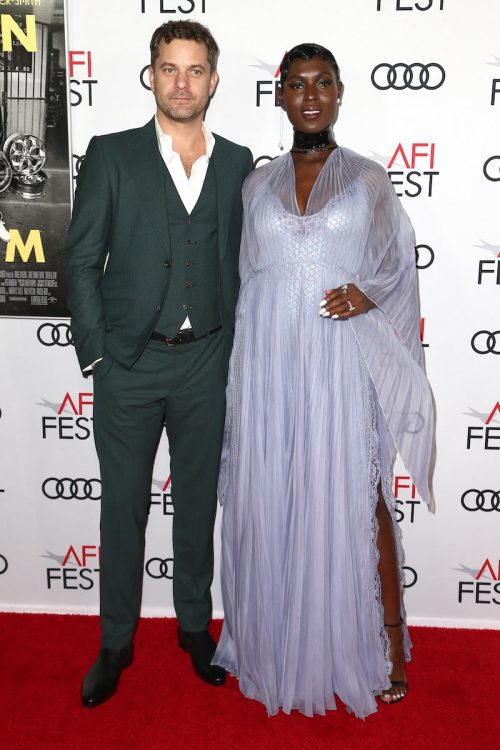 """Joshua Jackson and Jodie Turner-Smith at AFI Fest 2019 premiere of """"Queen & Slim"""""""