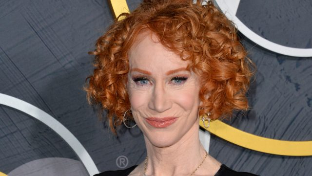 Kathy Griffin at the HBO Post-Emmy Party in 2019