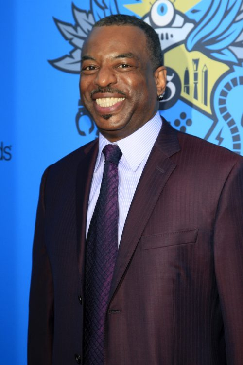 Levar Burton at the 2nd Annual Geeky Awards in 2014