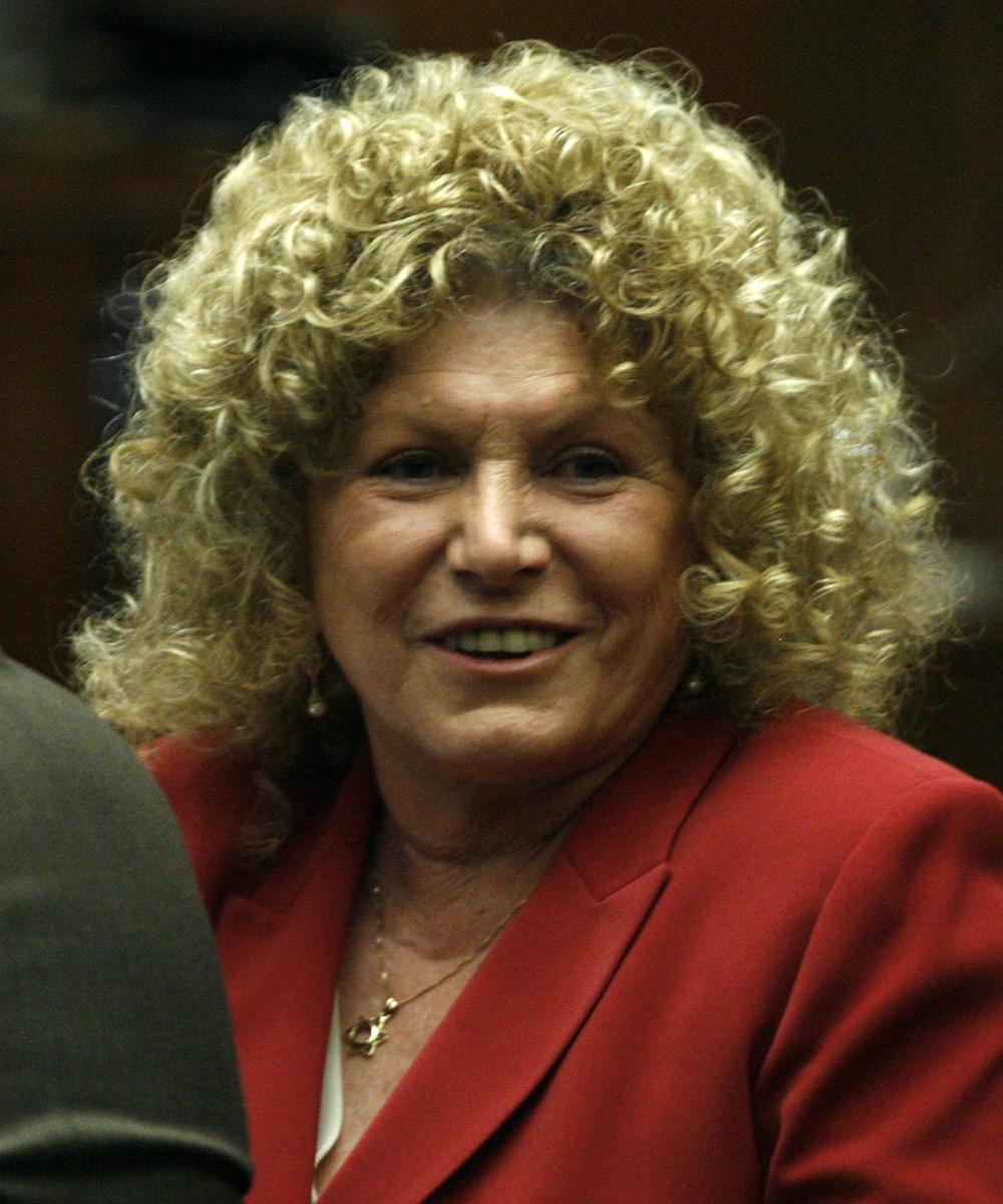 Leslie Abramson in 2003