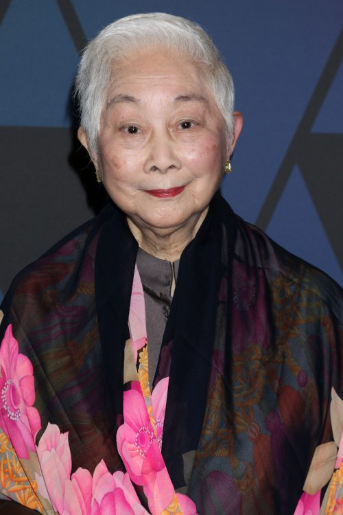 Lisa Lu at the 10th Annual Governors Awards in 2108