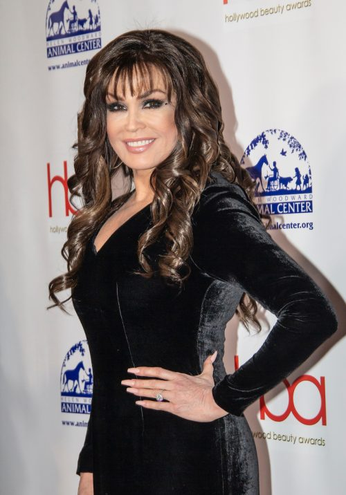 Marie Osmond at the 2019 Hollywood Beauty Awards