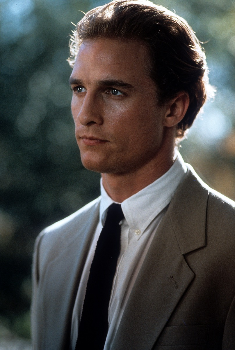 """Matthew McConaughey in """"A Time to Kill"""""""