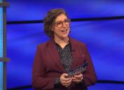 """Mayim Bialik hosting """"Jeopardy!"""""""