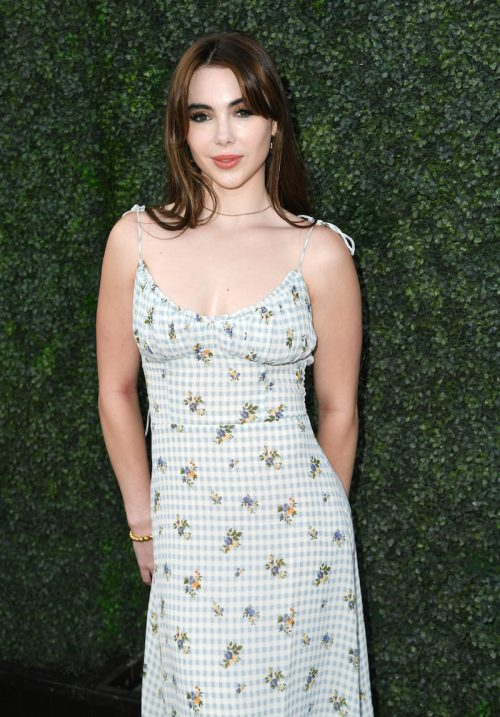 McKayla Maroney at the Twila True Fine Jewelry & Watches Annual Tropical Summer Soiree in August 2021