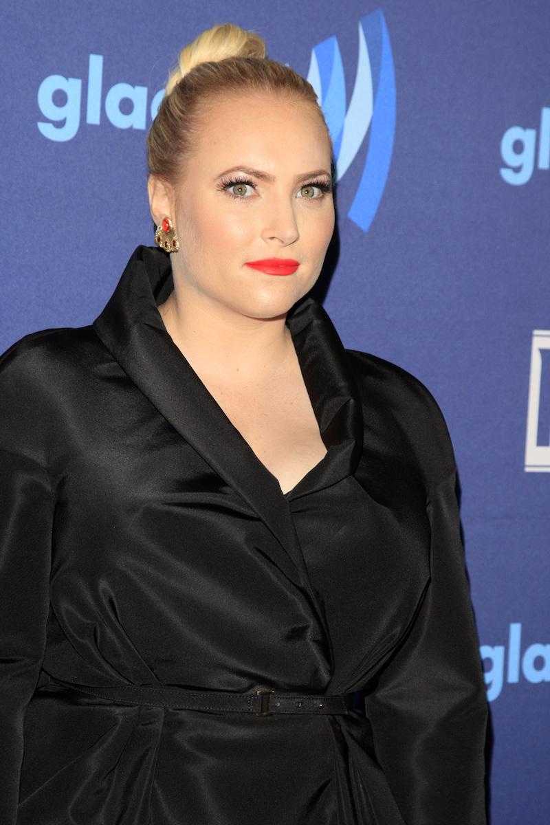 Meghan McCain at the GLAAD Media Awards in 2015