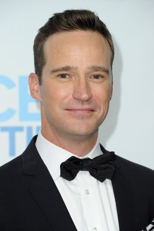 Mike Richards at the 2014 Daytime Emmy awards CBS After Party