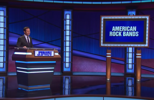"""Mike Richards hosting """"Jeopardy!"""" in March 2021"""