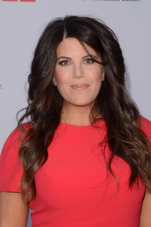 Monica Lewinsky at TLC's Give A Little Awards in 2017