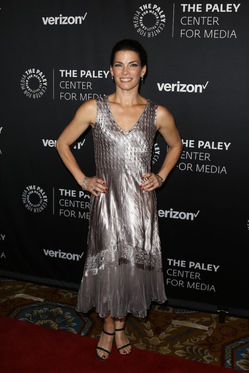 Nancy Kerrigan at The Paley Honors: Celebrating Women in Television in 2017
