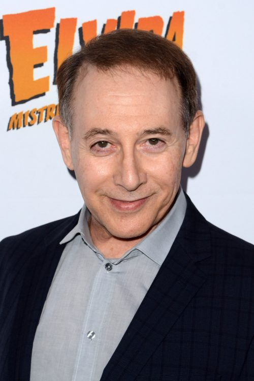 Paul Reubens at the premiere of