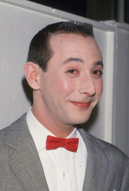 Paul Reubens as Pee-wee Herman in 1988