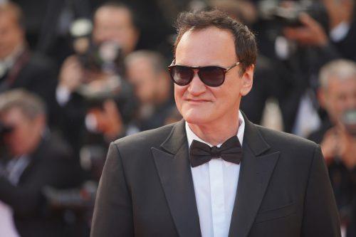 Quentin Tarantino at the 2019 Cannes Film Festival