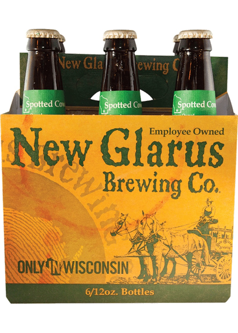 New Glarus Brewing Co.'s Spotted Cow