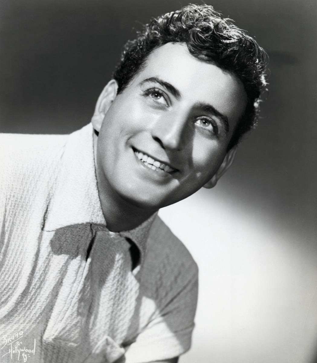 Tony Bennett in 1950