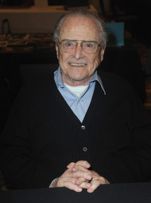 William Daniels at The Hollywood Show at Westin LAX Hotel in 2018