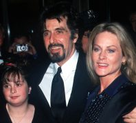 Al Pacino, Julie Pacino, and Beverly D'Angelo in 2000