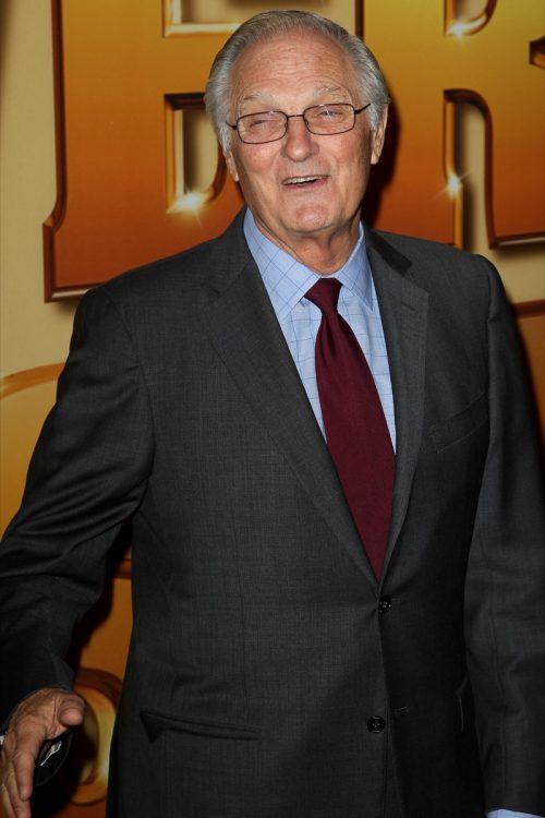 Alan Alda 2011
