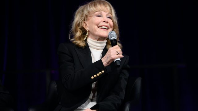Barbara Eden at Supanova Comic Con and Gaming exhibition at Sydney Showground on June 21, 2019 in Sydney, Australia.