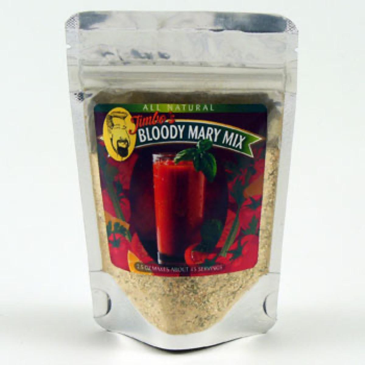 bag of jimbo's bloody mary mix